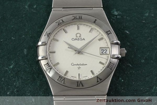 Used luxury watch Omega Constellation steel quartz Kal. 1532  | 142773 14