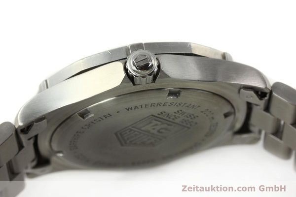 Used luxury watch Tag Heuer Professional steel quartz Kal. ETA F06.111 Ref. WM1113  | 142774 08