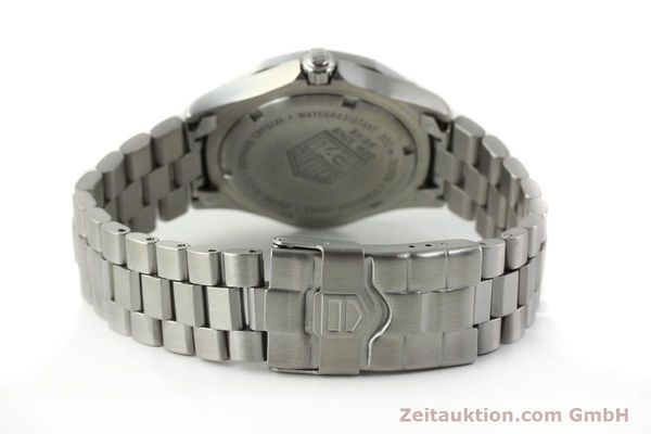 Used luxury watch Tag Heuer Professional steel quartz Kal. ETA F06.111 Ref. WM1113  | 142774 10