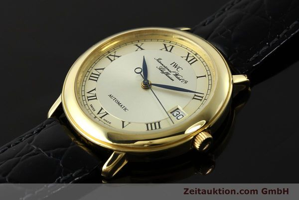 montre de luxe d occasion IWC Portofino or 18 ct automatique Kal. 889/1 Ref. 3209  | 142777 01