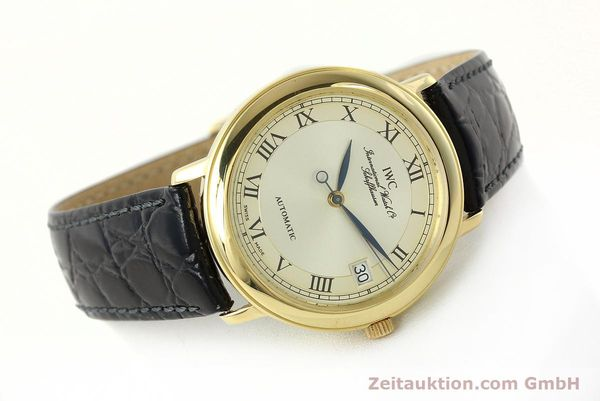 montre de luxe d occasion IWC Portofino or 18 ct automatique Kal. 889/1 Ref. 3209  | 142777 03