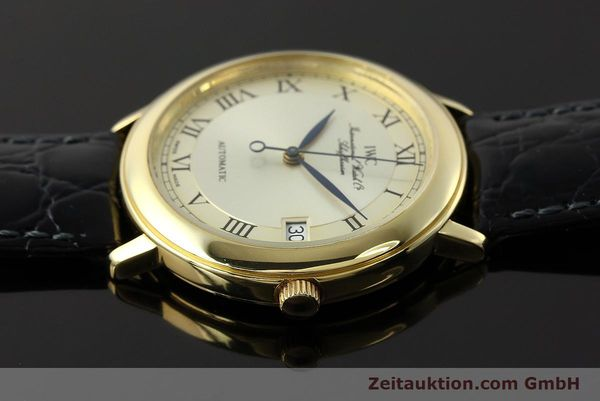 Used luxury watch IWC Portofino 18 ct gold automatic Kal. 889/1 Ref. 3209  | 142777 05