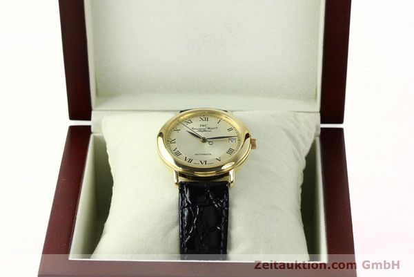 Used luxury watch IWC Portofino 18 ct gold automatic Kal. 889/1 Ref. 3209  | 142777 06
