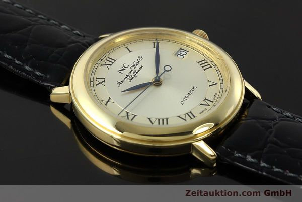 montre de luxe d occasion IWC Portofino or 18 ct automatique Kal. 889/1 Ref. 3209  | 142777 12