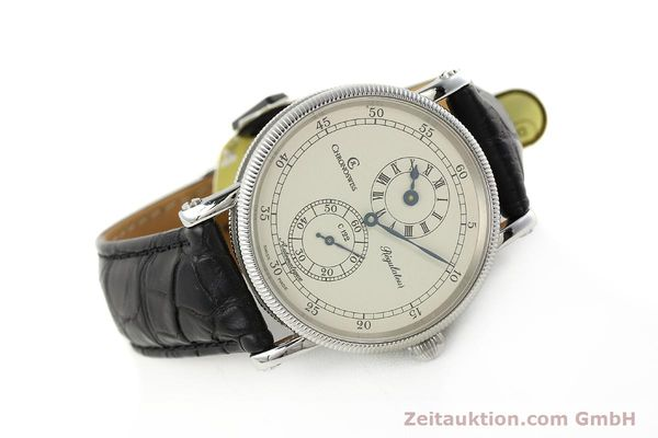 Used luxury watch Chronoswiss Regulateur steel automatic Kal. C 122 Ref. CH1223  | 142778 03