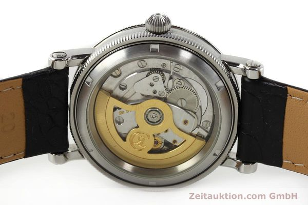 Used luxury watch Chronoswiss Regulateur steel automatic Kal. C 122 Ref. CH1223  | 142778 09