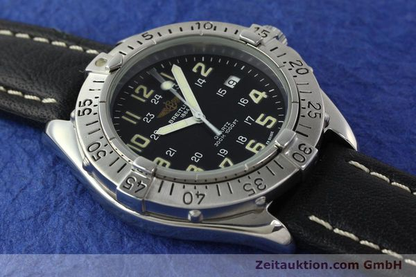 Used luxury watch Breitling Colt steel quartz Kal. B57 ETA 955412 Ref. A57035  | 142781 12