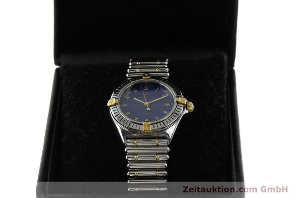 Used luxury watch Breitling Callistino steel / gold quartz Kal. ETA 955412 Ref. 80510  | 142783 07