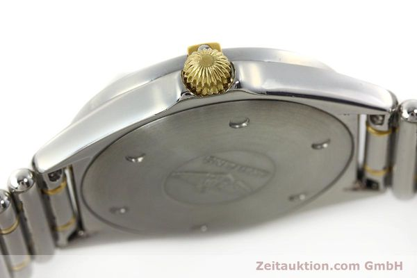 Used luxury watch Breitling Callistino steel / gold quartz Kal. ETA 955412 Ref. 80510  | 142783 08