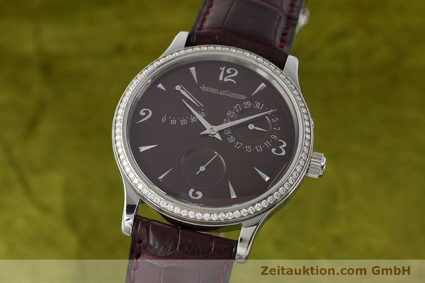 Used luxury watch Jaeger Le Coultre Master Control steel automatic Kal. 928/2 Ref. 140.8.93.S  | 142793 04