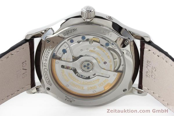 Used luxury watch Jaeger Le Coultre Master Control steel automatic Kal. 928/2 Ref. 140.8.93.S  | 142793 09