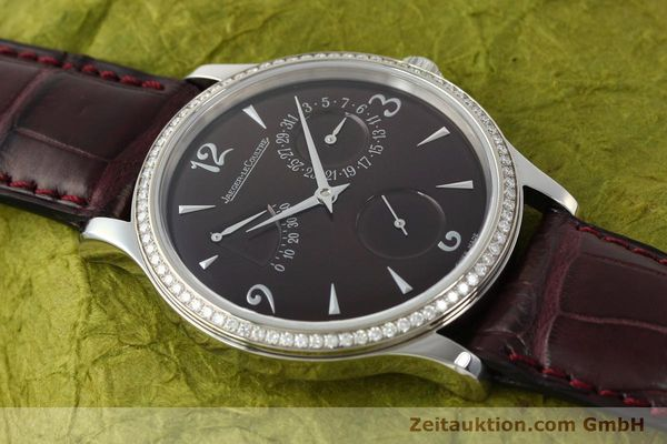 Used luxury watch Jaeger Le Coultre Master Control steel automatic Kal. 928/2 Ref. 140.8.93.S  | 142793 16