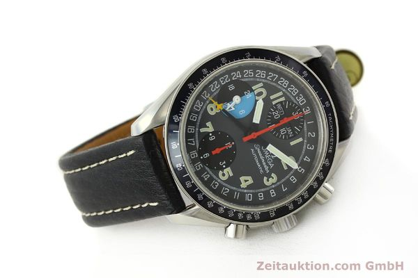 Used luxury watch Omega Speedmaster chronograph steel automatic Kal. 1151  | 142798 03