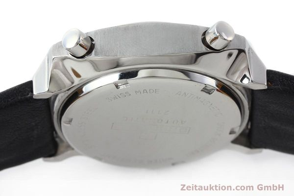 Used luxury watch Breitling Chrono-Matic chronograph steel automatic Kal. 11 Ref. 2111  | 142799 11
