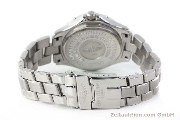 Used luxury watch Breitling Colt steel automatic Kal. B17 ETA 2824-2 Ref. A17350  | 142802 12
