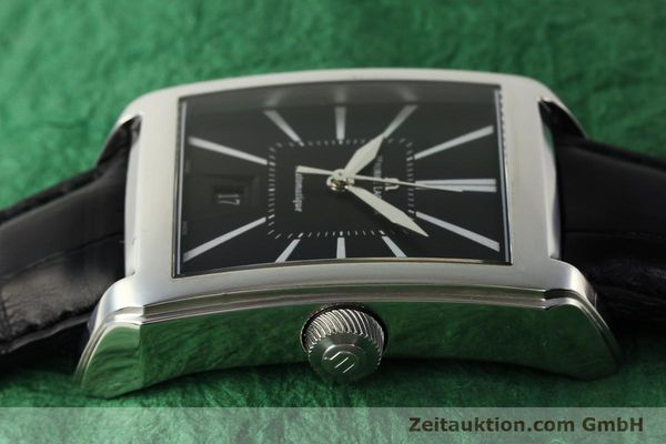 Used luxury watch Maurice Lacroix Pontos steel automatic Kal. ML115 Ref. PT6117  | 142803 05