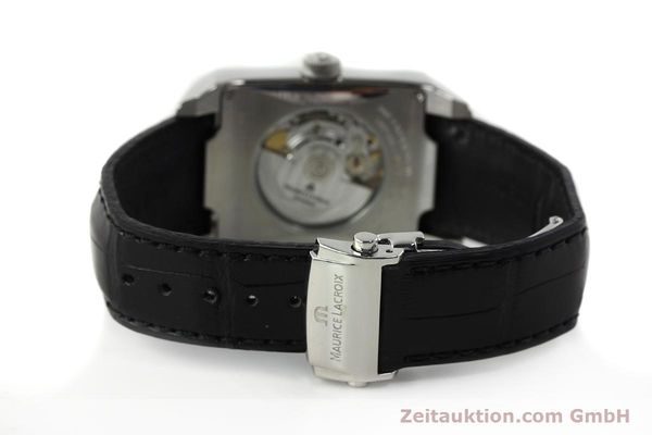 Used luxury watch Maurice Lacroix Pontos steel automatic Kal. ML115 Ref. PT6117  | 142803 12