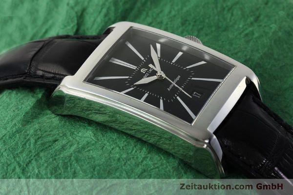 Used luxury watch Maurice Lacroix Pontos steel automatic Kal. ML115 Ref. PT6117  | 142803 15