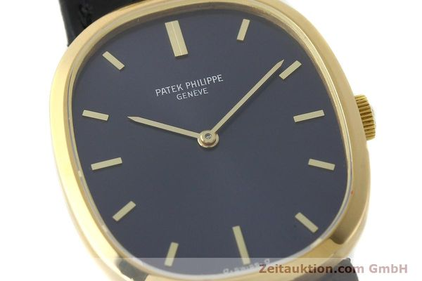 Used luxury watch Patek Philippe Ellipse 18 ct gold manual winding Kal. 23-300 Ref. 3548  | 142811 02