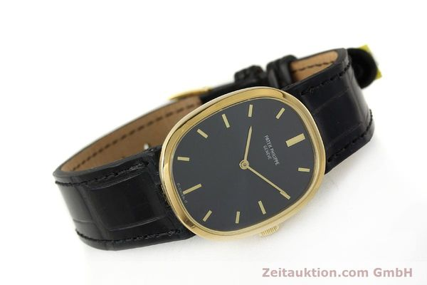 Used luxury watch Patek Philippe Ellipse 18 ct gold manual winding Kal. 23-300 Ref. 3548  | 142811 03