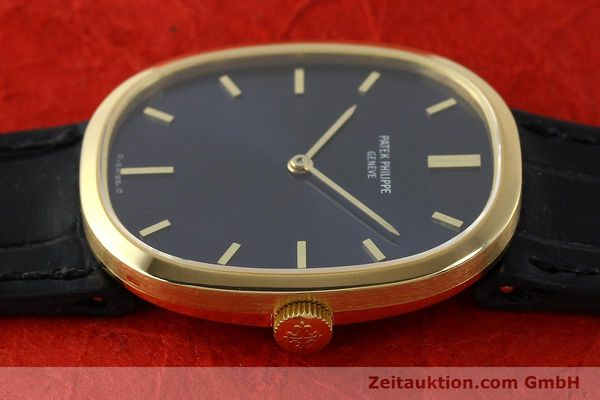 Used luxury watch Patek Philippe Ellipse 18 ct gold manual winding Kal. 23-300 Ref. 3548  | 142811 05