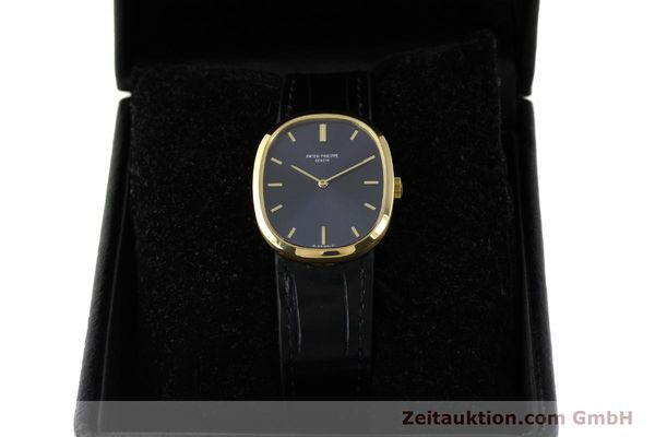 Used luxury watch Patek Philippe Ellipse 18 ct gold manual winding Kal. 23-300 Ref. 3548  | 142811 07