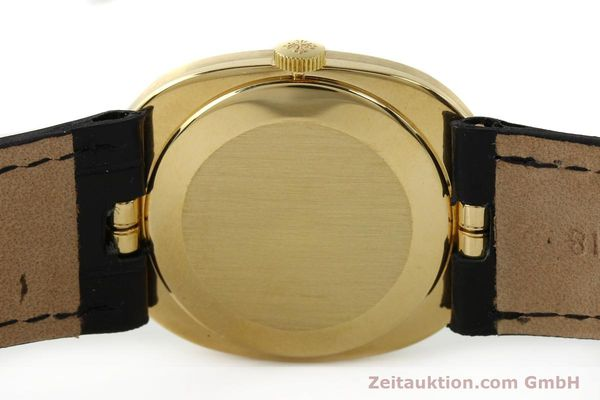Used luxury watch Patek Philippe Ellipse 18 ct gold manual winding Kal. 23-300 Ref. 3548  | 142811 09