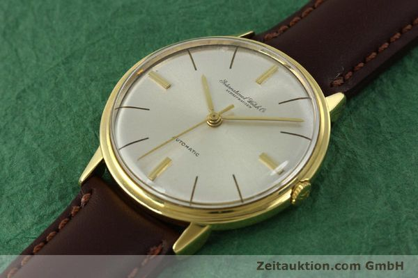 Used luxury watch IWC Portofino 18 ct gold automatic Kal. 854 Ref. 803A  | 142815 01