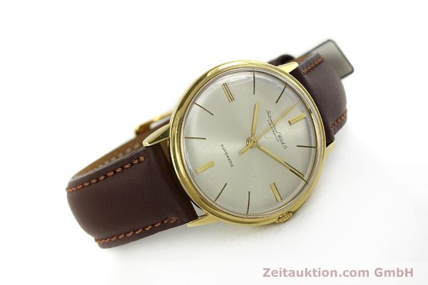 Used luxury watch IWC Portofino 18 ct gold automatic Kal. 854 Ref. 803A  | 142815 03