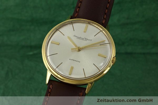 Used luxury watch IWC Portofino 18 ct gold automatic Kal. 854 Ref. 803A  | 142815 04