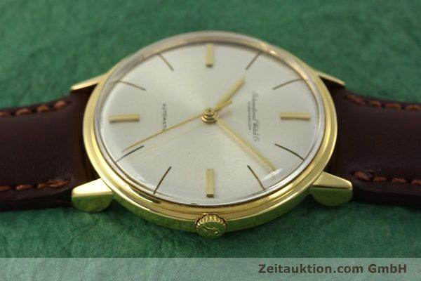 Used luxury watch IWC Portofino 18 ct gold automatic Kal. 854 Ref. 803A  | 142815 05