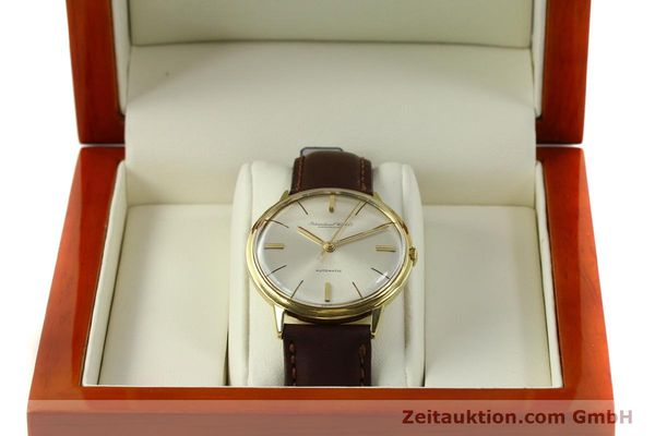 Used luxury watch IWC Portofino 18 ct gold automatic Kal. 854 Ref. 803A  | 142815 07