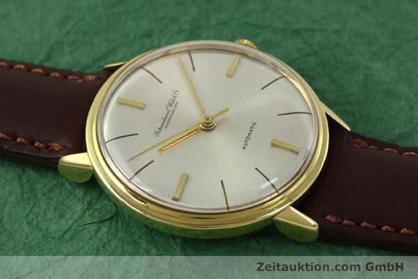 Used luxury watch IWC Portofino 18 ct gold automatic Kal. 854 Ref. 803A  | 142815 14