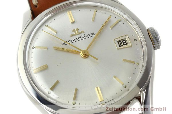 Used luxury watch Jaeger Le Coultre * steel manual winding Kal. 886  | 142817 02
