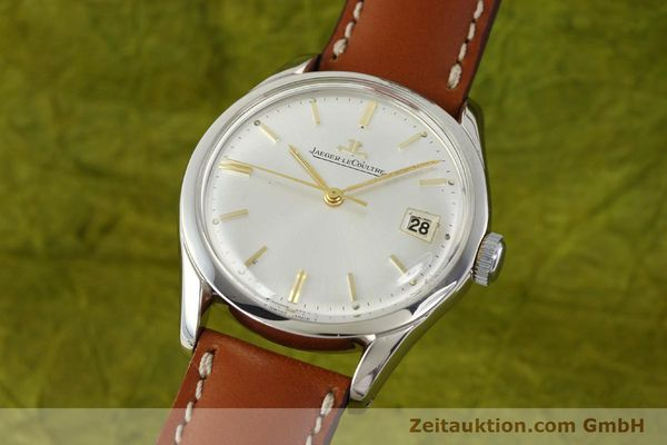 Used luxury watch Jaeger Le Coultre * steel manual winding Kal. 886  | 142817 04