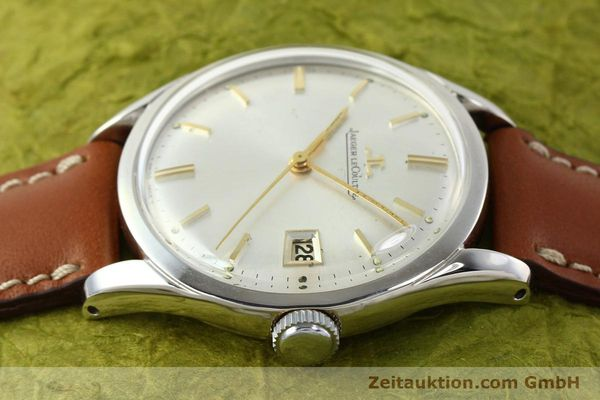 Used luxury watch Jaeger Le Coultre * steel manual winding Kal. 886  | 142817 05