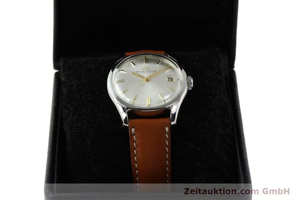 Used luxury watch Jaeger Le Coultre * steel manual winding Kal. 886  | 142817 07