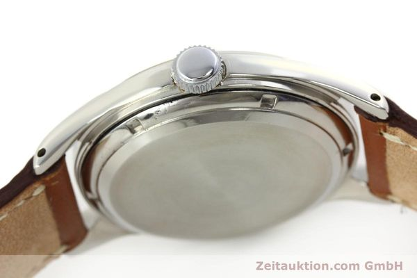 Used luxury watch Jaeger Le Coultre * steel manual winding Kal. 886  | 142817 08