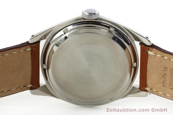 Used luxury watch Jaeger Le Coultre * steel manual winding Kal. 886  | 142817 09