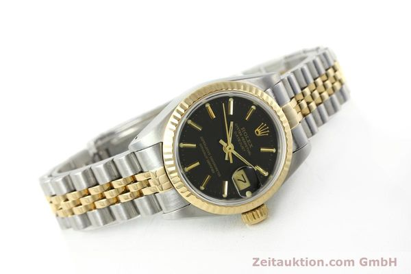 Used luxury watch Rolex Lady Datejust steel / gold automatic Kal. 2135 Ref. 69173  | 142822 03