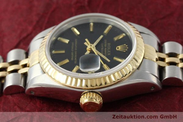 Used luxury watch Rolex Lady Datejust steel / gold automatic Kal. 2135 Ref. 69173  | 142822 05