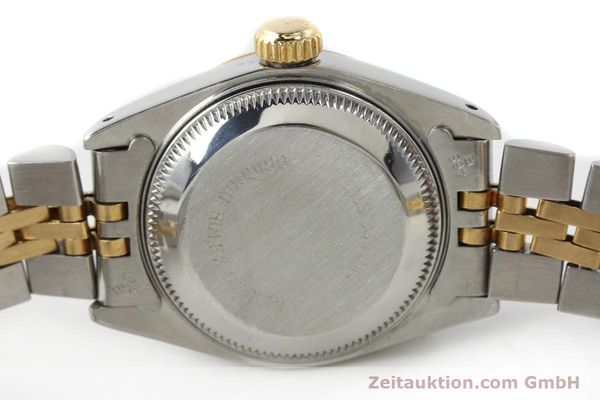 Used luxury watch Rolex Lady Datejust steel / gold automatic Kal. 2135 Ref. 69173  | 142822 08