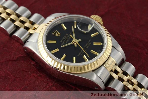 Used luxury watch Rolex Lady Datejust steel / gold automatic Kal. 2135 Ref. 69173  | 142822 15