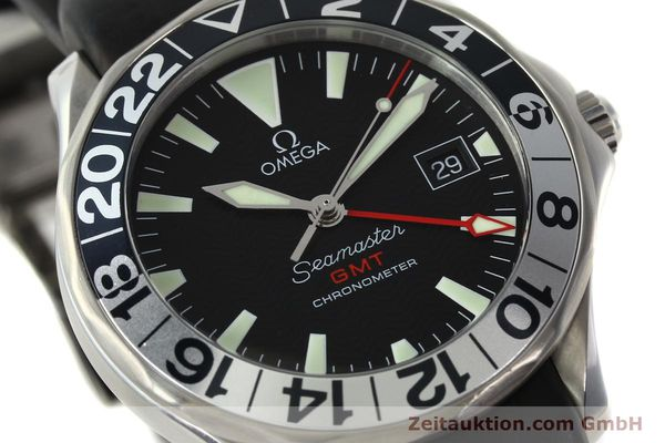 Used luxury watch Omega Seamaster steel automatic Kal. 1128  | 142828 02