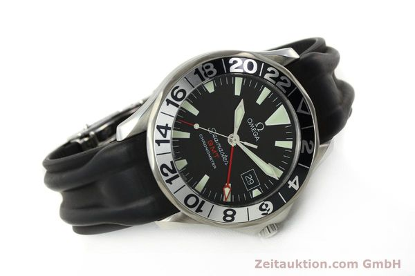 Used luxury watch Omega Seamaster steel automatic Kal. 1128  | 142828 03