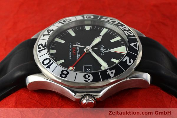 Used luxury watch Omega Seamaster steel automatic Kal. 1128  | 142828 05