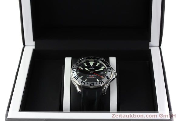 Used luxury watch Omega Seamaster steel automatic Kal. 1128  | 142828 07