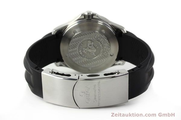 Used luxury watch Omega Seamaster steel automatic Kal. 1128  | 142828 12