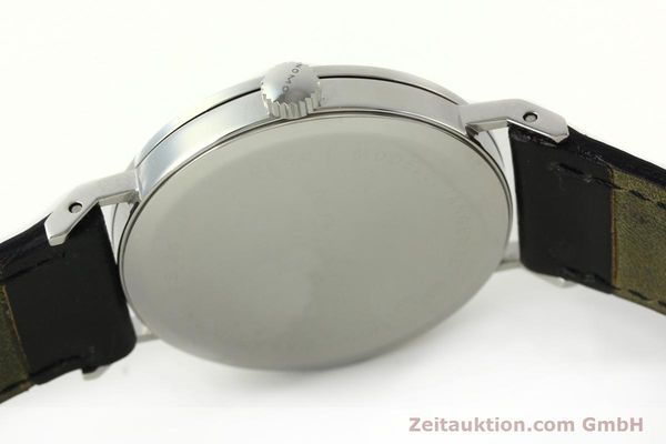 Used luxury watch Nomos Tangente steel manual winding Kal. ETA 7001  | 142833 11