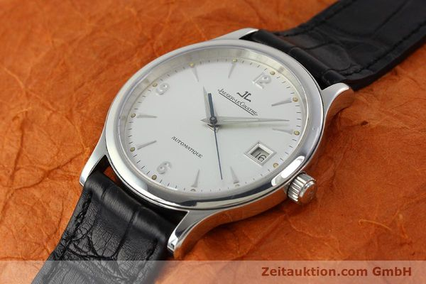 Used luxury watch Jaeger Le Coultre Master Control steel automatic Kal. 889/2 Ref. 140.8.89  | 142834 01